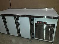 Стол холодильный из нержавеющей стали 1800х600х850, фото 1