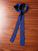 Вязаный мужской галстук