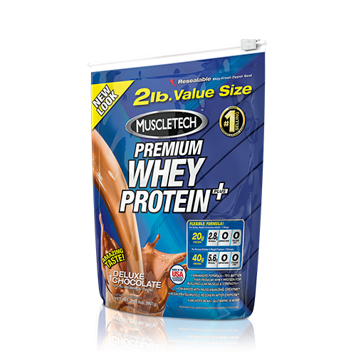 MuscleTech Premium Whey Protein + 900 g