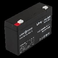 Аккумулятор кислотный  LP 6-14 AH