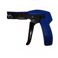 Инструмент для затяжки и обрезки кабельных стяжек (длин. 50-350мм, шир. 2,2-4,8мм)