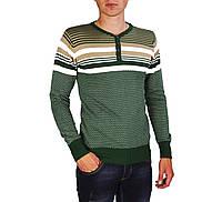 Зеленый свитер мужской, джемпер GEREKLI , фото 1