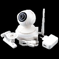 Поворотная камера, беспроводная WI-Fi IP.GreenVision GV-069-IP-MS-DIС13-10 PTZ