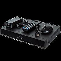 Видеорегистратор домашний NVR для IP камер.GreenVision GV-N-S 001/08 1080p