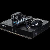 Видеорегистратор домашний для гибридных, AHD и IP камер GreenVision GV-A-S 030/04 1080P