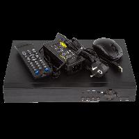 Видеорегистратор для камер (NVR) IP камер.GreenVision GV-N-S002/24