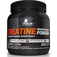 Creatine monohydrate powder Olimp, 550 грамм
