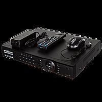 Видеорегистратор для гибридных, AHD и IP камер.GreenVision GV-X-S029/16 1080P