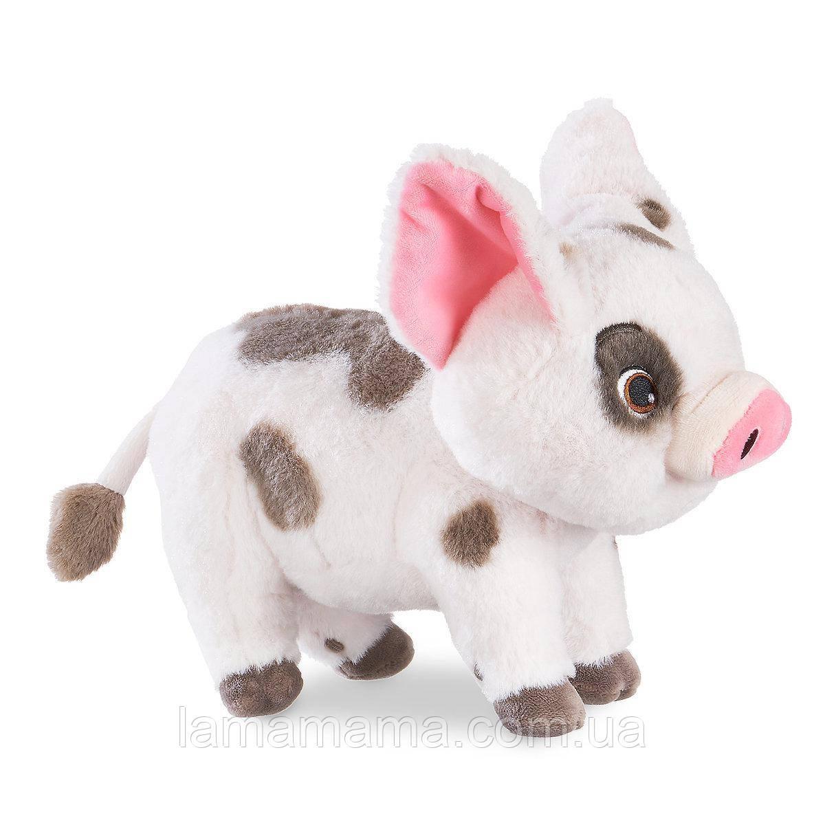 15e553689dcf Мягкая плюшевая игрушка Поросенок Пуа Ваяна Оригинал DisneyStore - LamaMama  — мы воплощаем детские мечты!