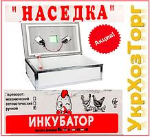 """Инкубатор""""Наседка"""" 70 яиц,ручной переворот,резанный пенопласт,аналоговый терморегулятор."""