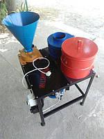 Универсальный измельчитель 4 в 1 - траворезка соломорезка, овощерезка, зернодробилка + Соломорезка РИТМ MASTAK