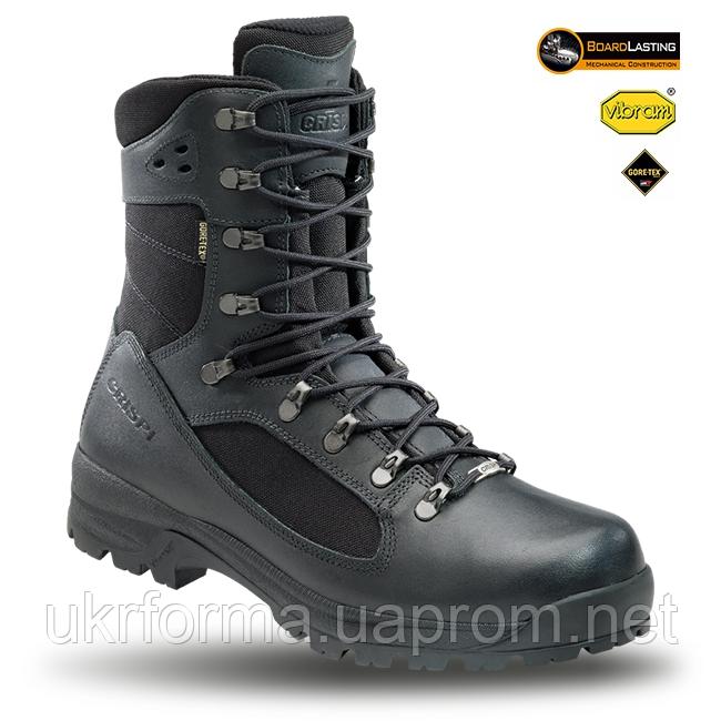 CRISPI черевики зимові OASI BLACK GTX