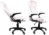 Кресло офисное BSB002, белое