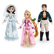Набор куклы Рапунцель Кассандра Флин Райден Паскаль Дисней Disney Tangled: The Series Mini Doll Set - 5 ''