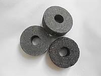 Круг абразивный из карбида кремния черного 54С ПП 80х20х20 80 ВТ