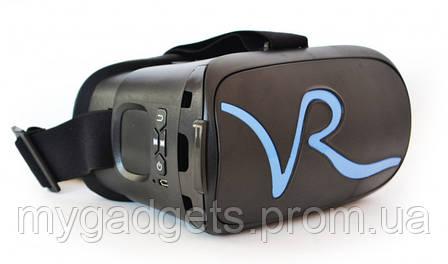 Очки виртуальной реальности с Bluetooth и тачпадом VR All in One RK A1, фото 2