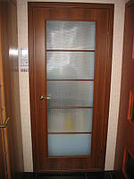 Межкомнатные двери Verto Гордана 6 цвет Орех «Симплекс»