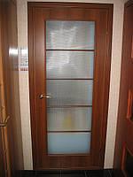 Міжкімнатні двері Verto Гордана 6 колір Горіх «Симплекс»