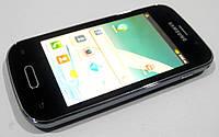 Мобильный телефон Samsung mini 7562 (2 сим,экран 3.5,Камера 2 МР)