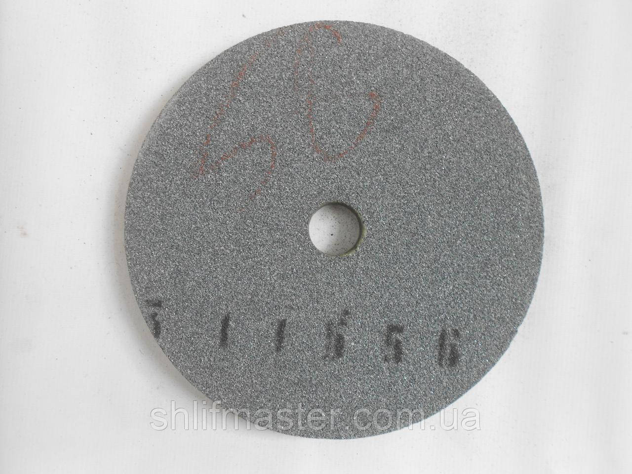 Круг абразивный из карбида кремния черного 54С ПП 250х25х32 60 СМ