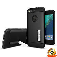 Чехол Spigen для Google Pixel Tough Armor, Black, фото 1