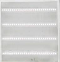 Светильник встраиваемый LED 4х10 Вт. 600х600 светодиодный