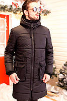 "Пальто мужское теплое ""Аляска"""