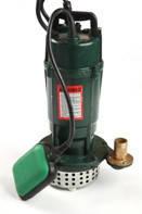 Дренажный насос QDX P-210 садовый для колодцев 1.4кВт Hmax17м Qmax133л/мин ЗагрязнВода