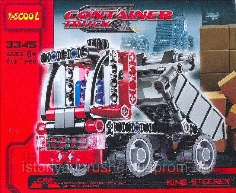 Детский конструктор Decool 3345