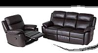 """Раскладной диван в комплекте с креслом-реклайнером  """"ALABAMA BIS"""", 5009 (3+1)"""