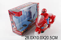 Музыкальный мотоцикл 8378-5 в коробке 28*10*20,5 см