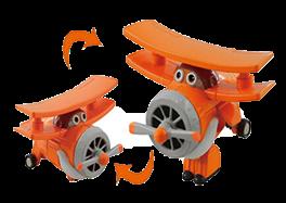 Игрушка Трансформер Супер крылья Альберт