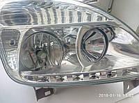 Фара ГАЗ 3302 капля нового образца правая (пластик, с ДХО) <ДК> 2171.3712, фото 1