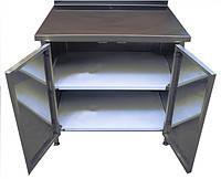 Стол-тумба с распашными дверьми СП2ПДВР Стандарт 800 Эфес 1700