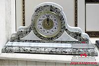 """Каминные часы """"Мула Вайт"""""""