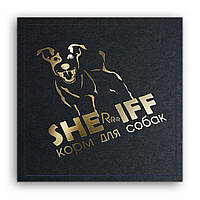Дизайн логотипа производителя корма для собак