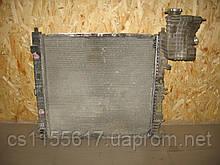 Радиатор охлаждения Behr 6385012001 б/у на Mercedes Vito (638) 2.3d, 2.3TD, 2.0cdi, 2.2cdi (1 датчик)