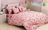Детские комплекты постельного белья 110*140 из бязи Голд в кроватку Мишка Фреди