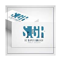 Дизайн логотипа и нейминг S.GR Pets (зоотовары, товары для животных)