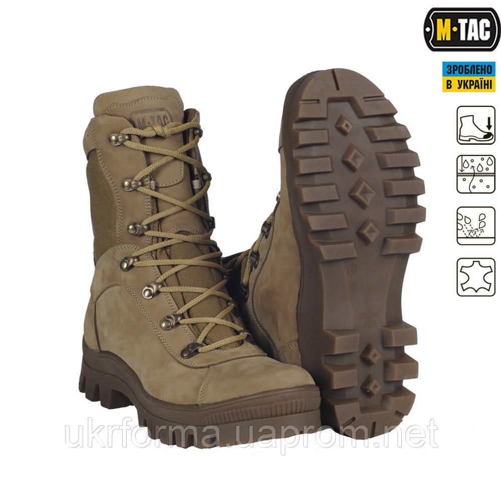 M-TAC черевики польові MK.1 GEN.III КОЙОТ