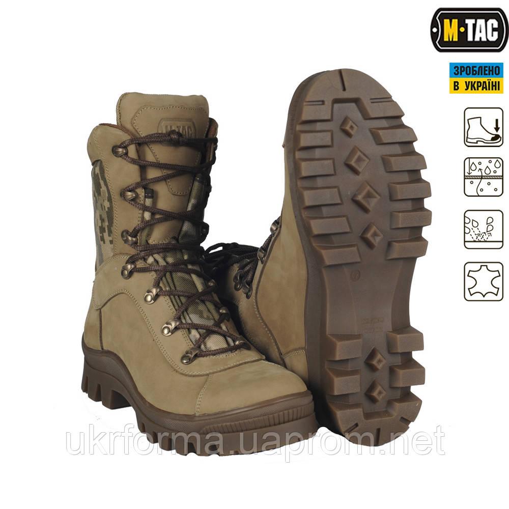 M-TAC черевики польові MK.1 GEN.III MM14