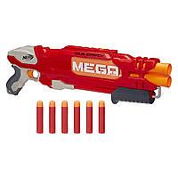 Бластер Мега Даблбрич Двойной разрыв, Nerf / нерф  N-Strike Elite DoubleBreach Blaster B9597