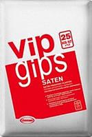 Гипсовая шпаклевка VipGips SATEN (финишная), 25 кг
