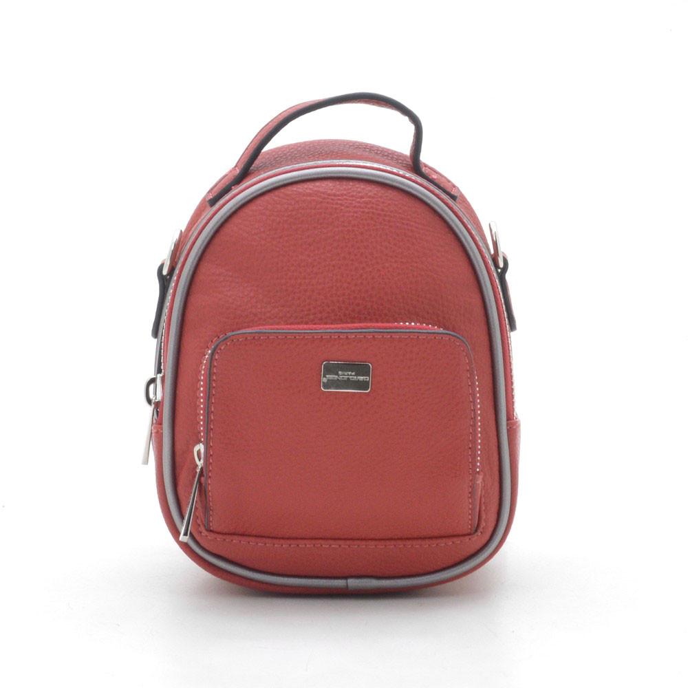 13dca055d453 Рюкзак красный mini David Jones CM3790 red, цена 512 грн., купить в ...