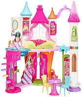 """Игровой набор домик для Барби Дримтопия Dreamtopia Свитвиль """"Конфетный дворец"""" Barbie Дворец Свитвиль DYX32"""