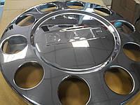 Колпаки даф daf xf 95 105 колпак колеса защита 22,5 ковпак нержа , фото 1