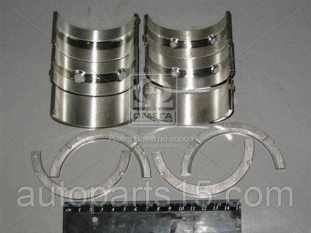 Вкладыши коренные МТЗ 80, 82 Н1, двигатель Д 21 (АО20-1) (пр-во ЗПС, г.Тамбов). Ціна з ПДВ