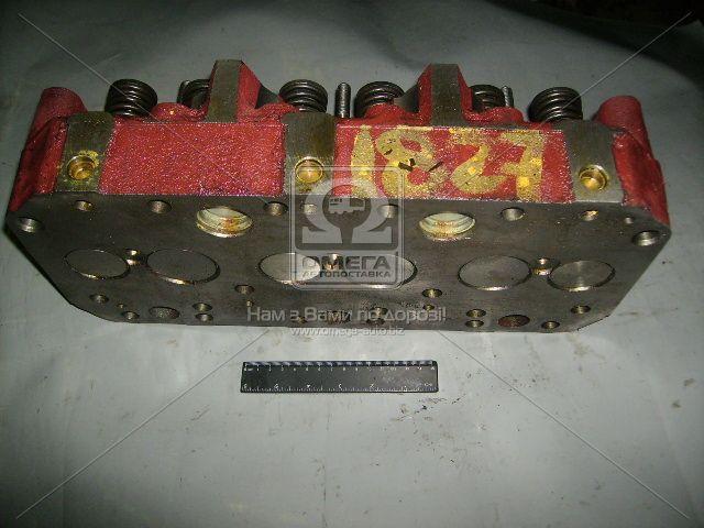 Головка блока МТЗ 80, 82 двигатель Д 260 в сборе с клапанами (пр-во ММЗ). Ціна з ПДВ