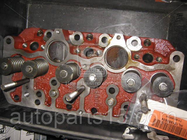 Головка цилиндров в сборе МТЗ 80, 82 двигатель Д 260 (под свечи накала) (пр-во ММЗ). Ціна з ПДВ