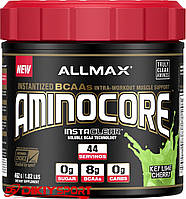 BCAA аминокислоты, AminoCore BCAA Key Lime Cherry ALLMAX, 462 g